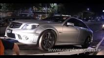 VÍDEO: Hamilton é multado e sua Mercedes C63 AMG é apreendida em Melbourne