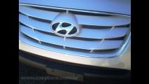 Hyundai Santa Fé 2011: Leitores enviam fotos das novidades do utilitário