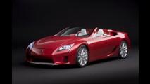 Lexus planeja vender 80.000 unidades na China em 2012