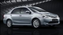 Toyota lança o Novo Etios Sedan com preço equivalente a R$ R$ 18.500 na Índia