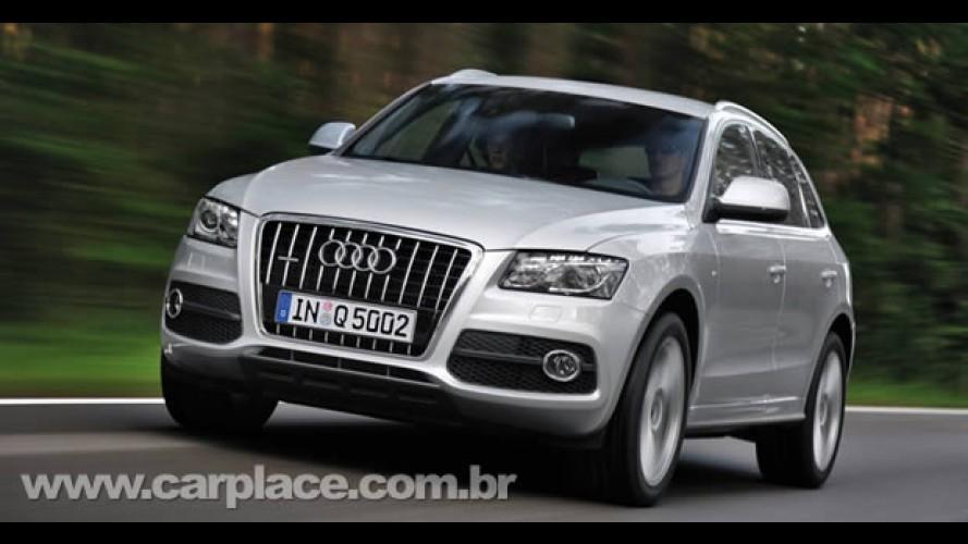 Audi Q5 não teme concorrência do novo BMW X3