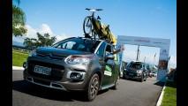 Citroën inicia Expedição AirCross pelo Brasil - Estivemos na primeira parada no RJ