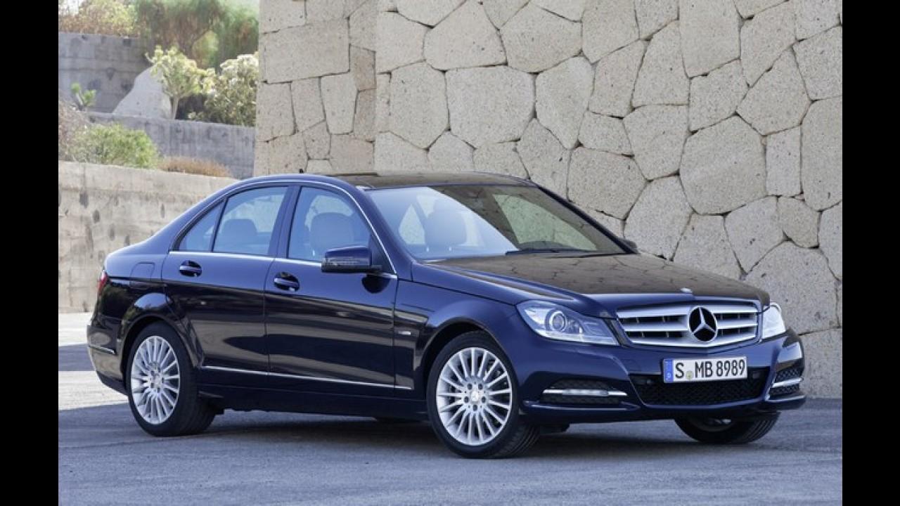 Mercedes-Benz C200 é lançado na Argentina - Preço inicial equivale a R$ 96.500,00