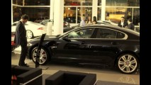 Caltabiano inaugura nova concessionária Jaguar Land Rover em SP
