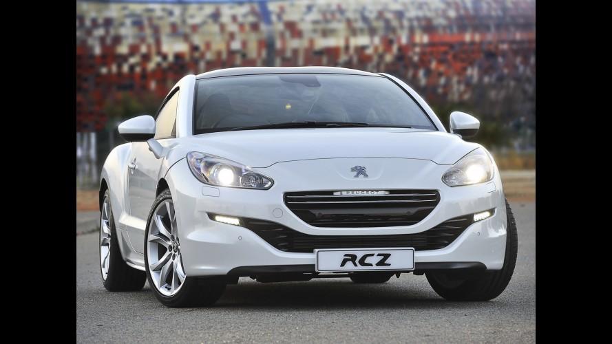 Confirmado: novo Peugeot RCZ chega ao Brasil no fim do mês