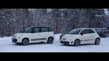 CARPLACE na neve: dirigindo no Polo Norte