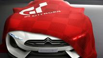 Citroen GT concept teaser No.4