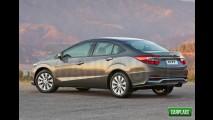 Segredo: após patentes vazadas, veja como será o novo Honda City