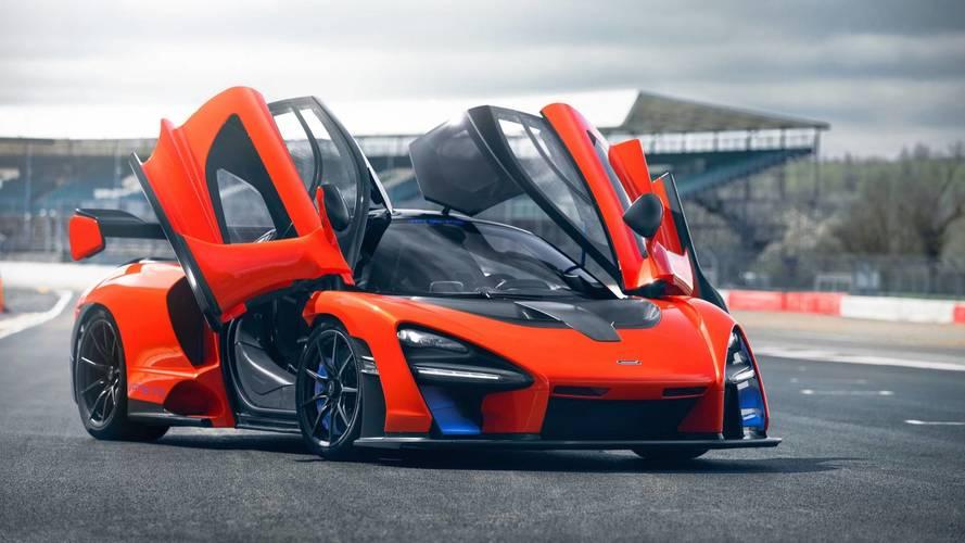 McLaren Wants The U.K. To Focus On Lightweight Cars