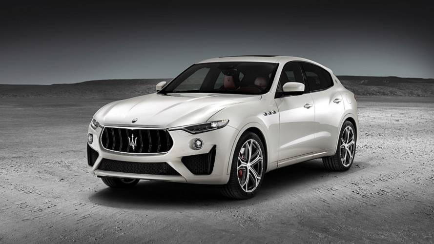 2019 Maserati Levante GTS tanıtıldı