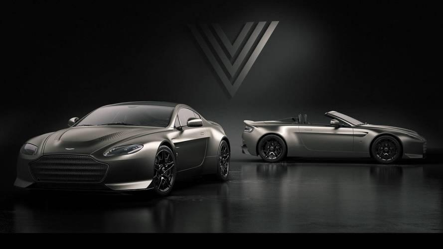 Unikum: manuális váltóval szerelik az exkluzív Aston Marint V12 Vantage V600-at