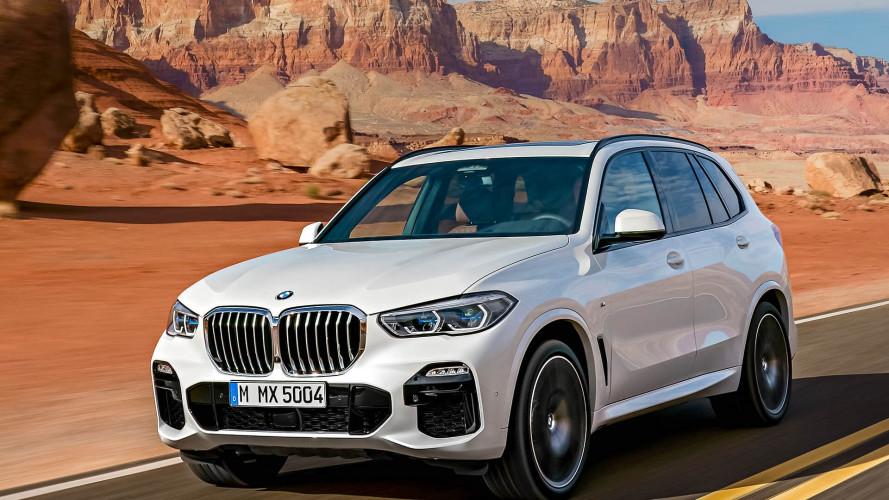 Das ist der neue BMW X5