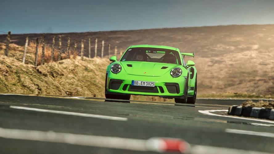 2018 Porsche 911 GT3 RS: First Drive