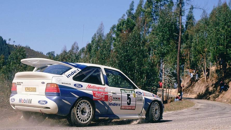 25 éve aratta első WRC-győzelmét a Ford Escort RS
