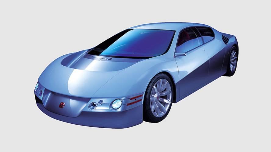 Honda Dualnote, la madre della NSX
