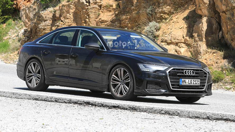 Audi S6 Caught Completely Undisguised In Europe