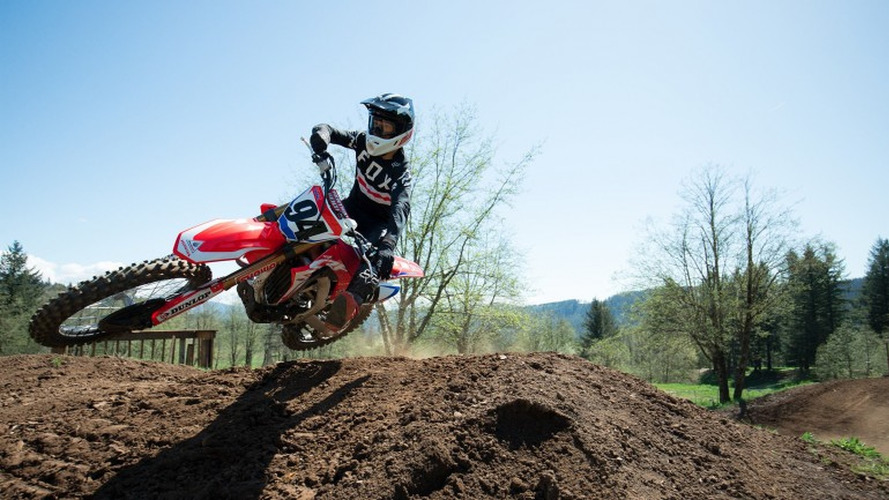 Winds Of Change Blow On Honda's Performance CRF Lineup