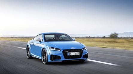 Audi TT 2019: toda la información y fotos del restyling