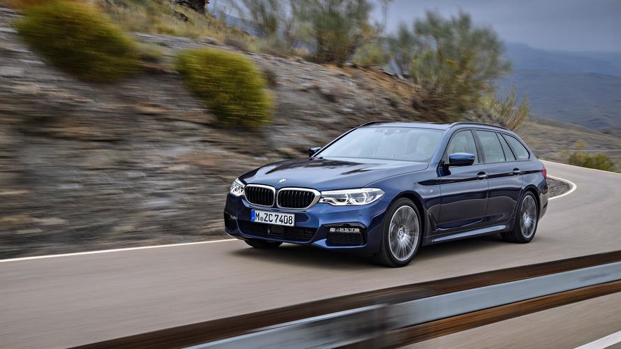 BMW Série 5 Touring mostra que as peruas ainda resistem aos SUVs