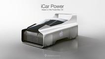 Apple Car Rendering