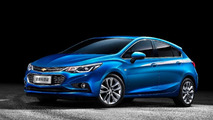 Cruze Hatch China