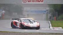 #23 United Autosports McLaren MP4-12C GT3: Mark Patterson, Mark Blundell, Zak Brown
