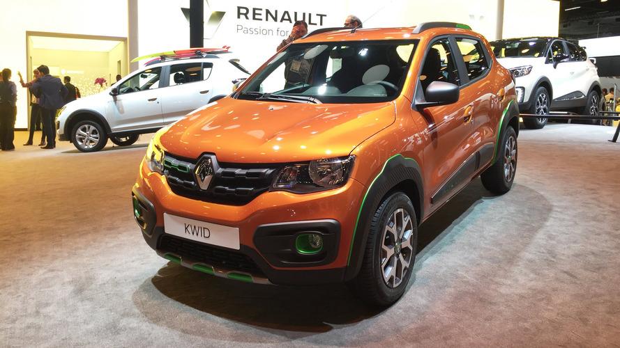 Renault bate o martelo e define que Kwid não será vendido na Europa