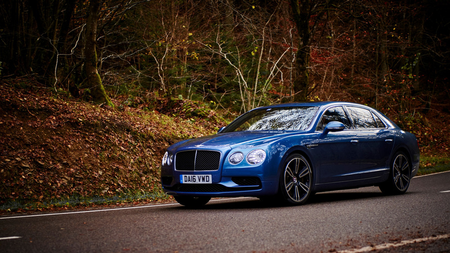 Essai Bentley Flying Spur V8 S - Le charme d'une époque révolue