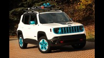 Jeep Renegade sofre