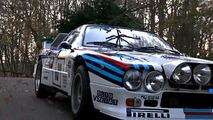 Lancia 037 Christmas Tree