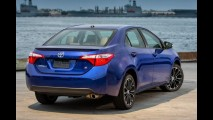 Toyota deve anunciar fábrica no México para produzir o Corolla
