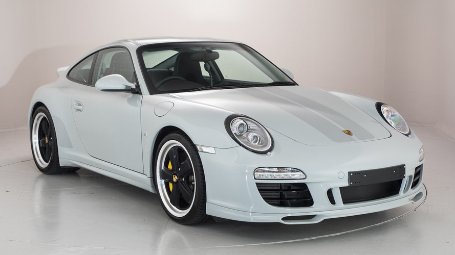 Rare 2010 Porsche 911 Sport Classic with only 80 miles for sale