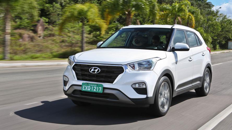 Hyundai oferece Creta com condições especiais e 1ª revisão grátis