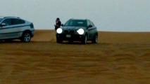 Pair of BMW X6's Shredding Sand Dunes in UAE