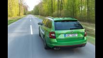 Skoda Octavia Wagon RS restyling