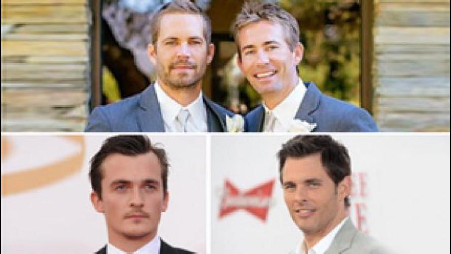Paul Walker sostituito dal fratello Cody e dagli attori James Marsden e Rupert Friend
