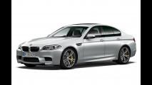 BMW M5, la Pure Metal Edition raggiunge i 600 CV