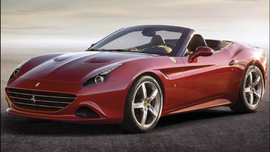 Ferrari California T, bentornato turbo