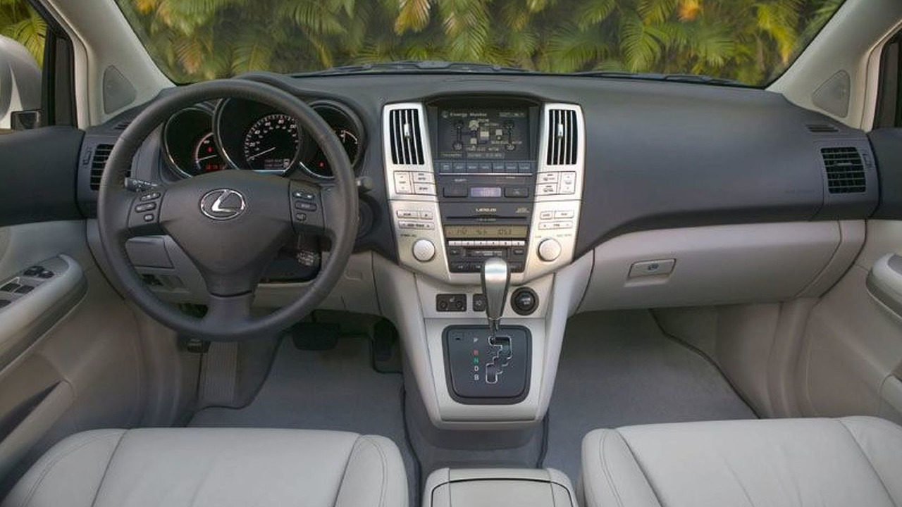 New FWD Lexus RX 400h Hybrid Model Announced   Motor1.com Photos