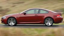 New BMW M6 (UK)