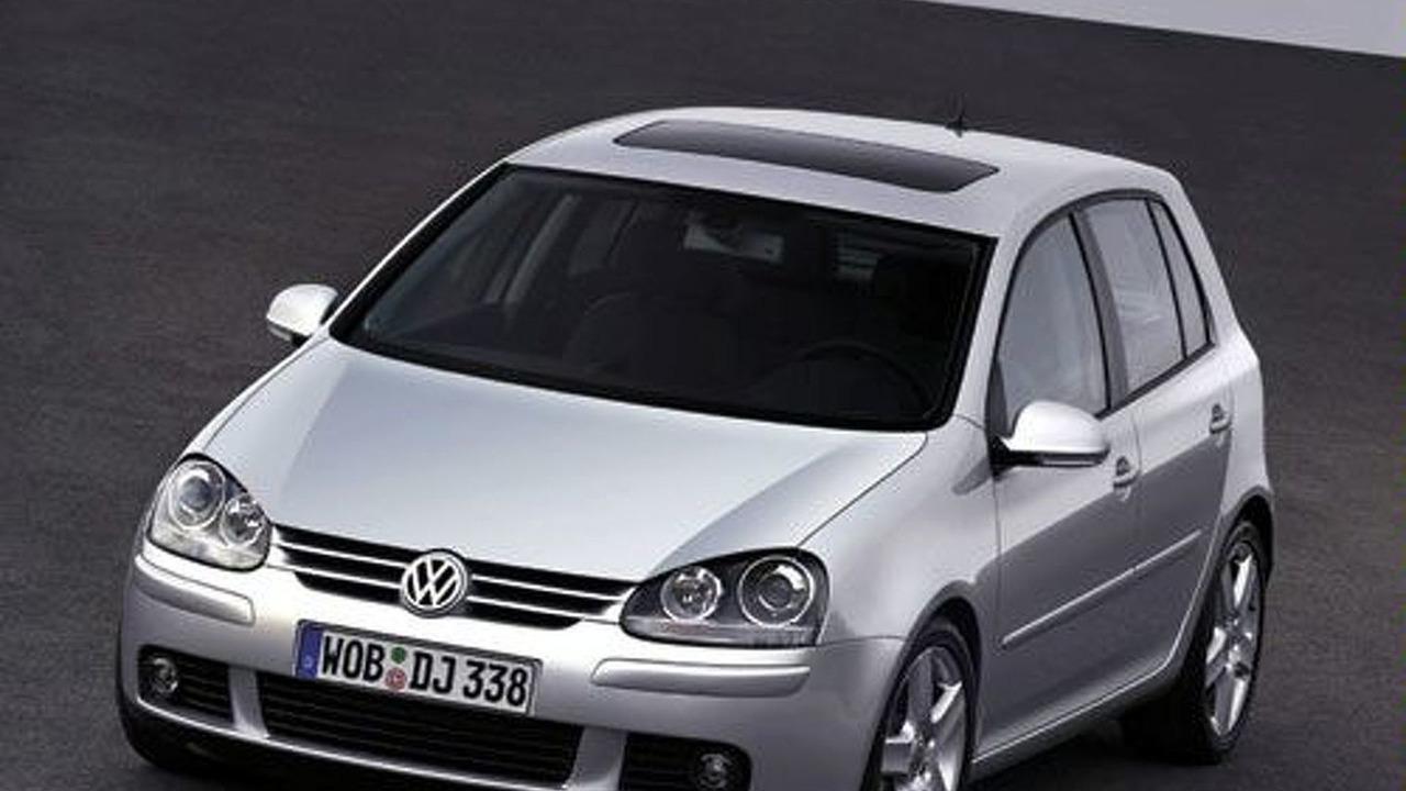 New VW Golf