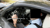 New BMW Z4 Interior Spied on the Street