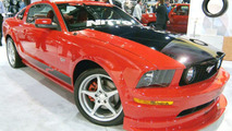 Ford Mustang by Steeda - Torch Red Q