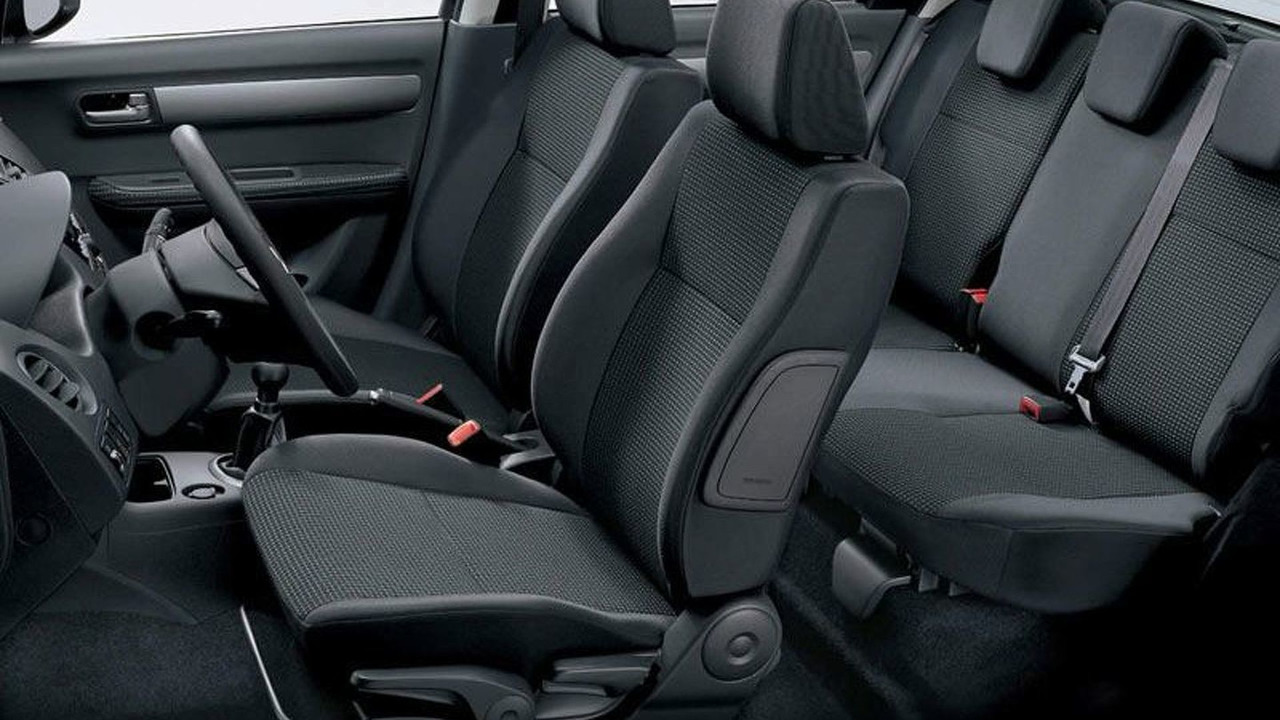 New Suzuki Swift Interior