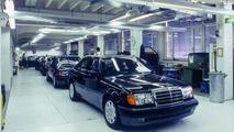 Mercedes-Benz 500 E 1990 and 1995