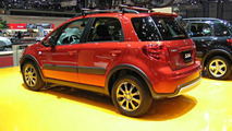 Suzuki SX4 at Geneva Auto Salon