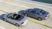 New Volvo C70 coupe and convertible