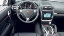 Porsche Cayenne S with six-speed