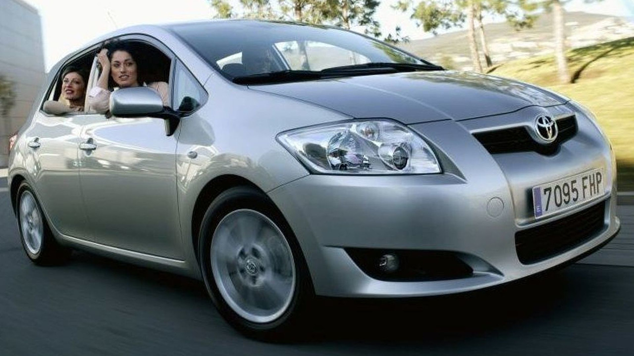 Toyota Auris (European spec)