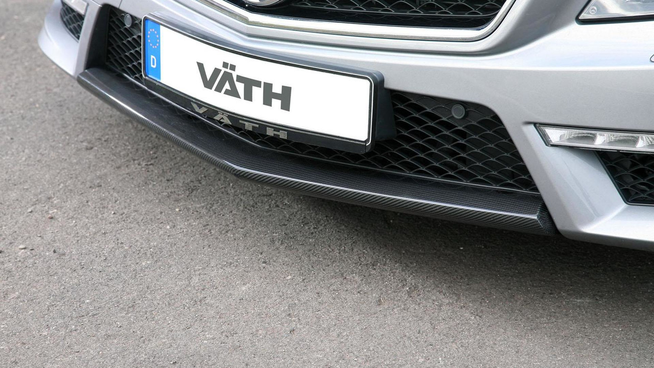 Mercedes CLS 63 AMG by VÄTH - 19.10.2011